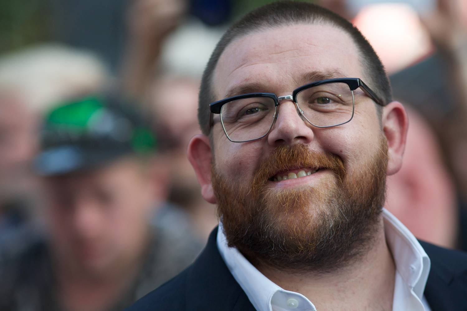 nick frost movies