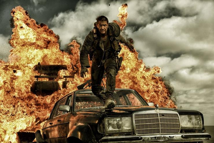 Exhausting and exhilarating, Mad Max is a feast for the senses