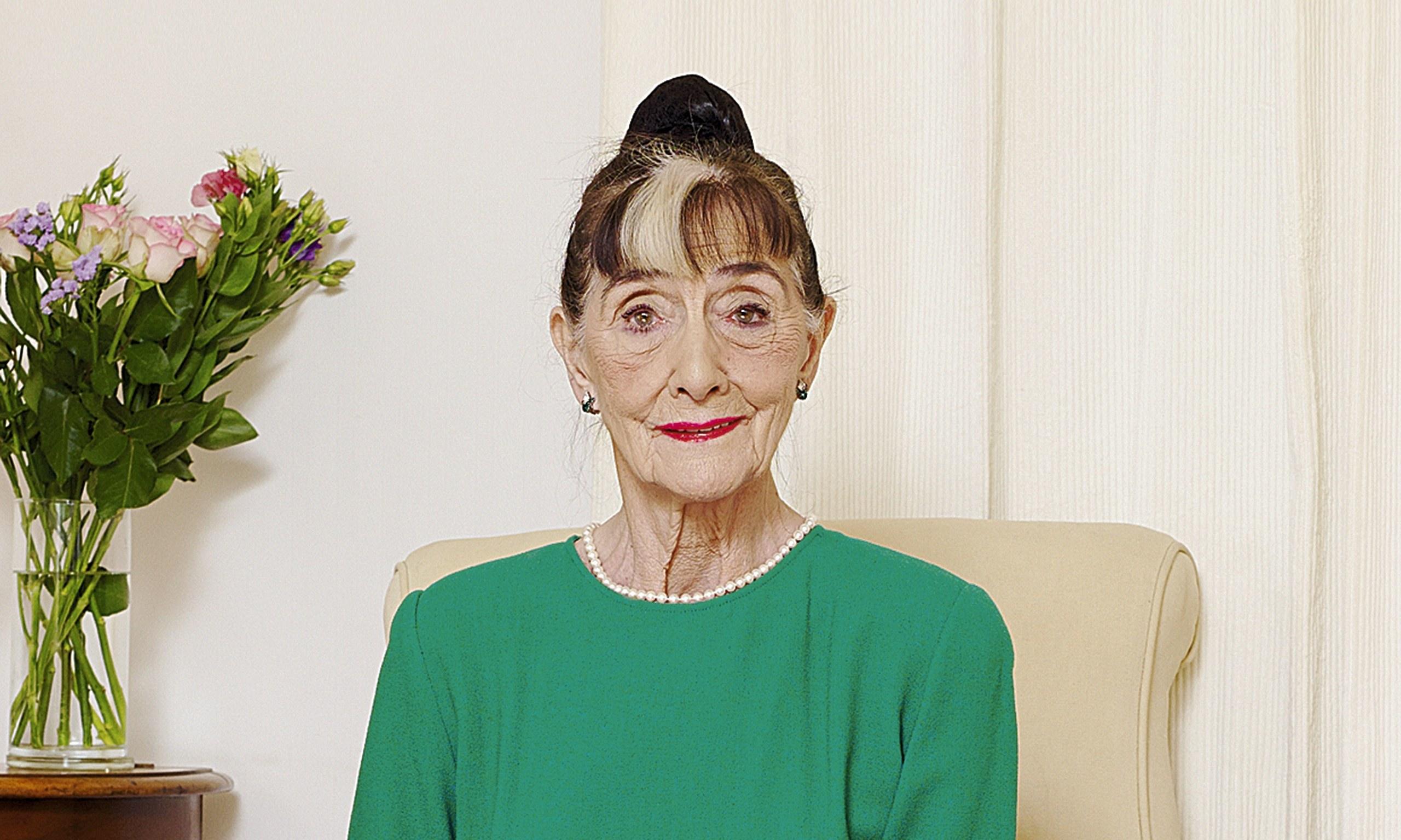 Q&A: June Brown