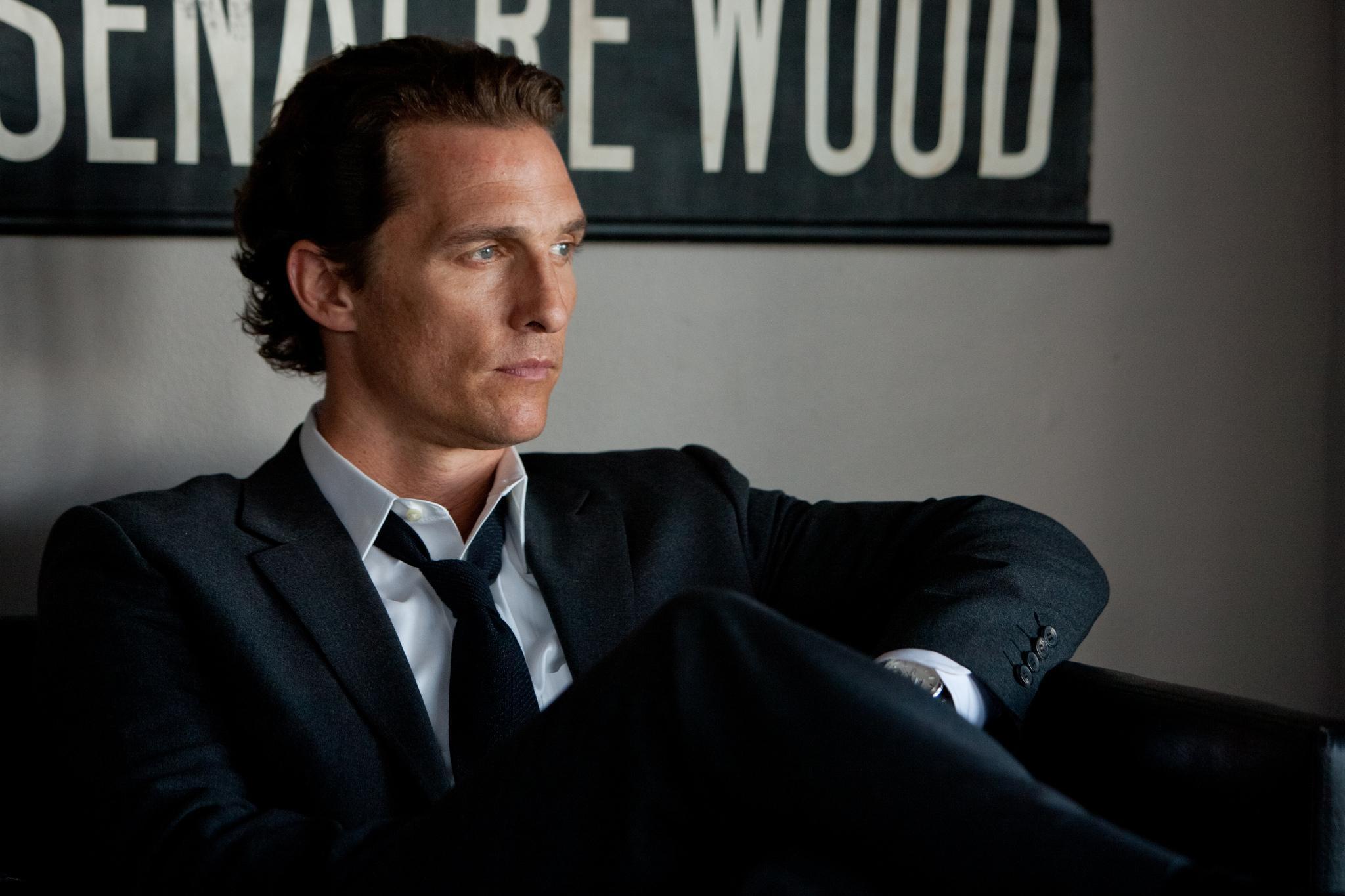 Matthew Mcconaughey Lincoln Lawyer