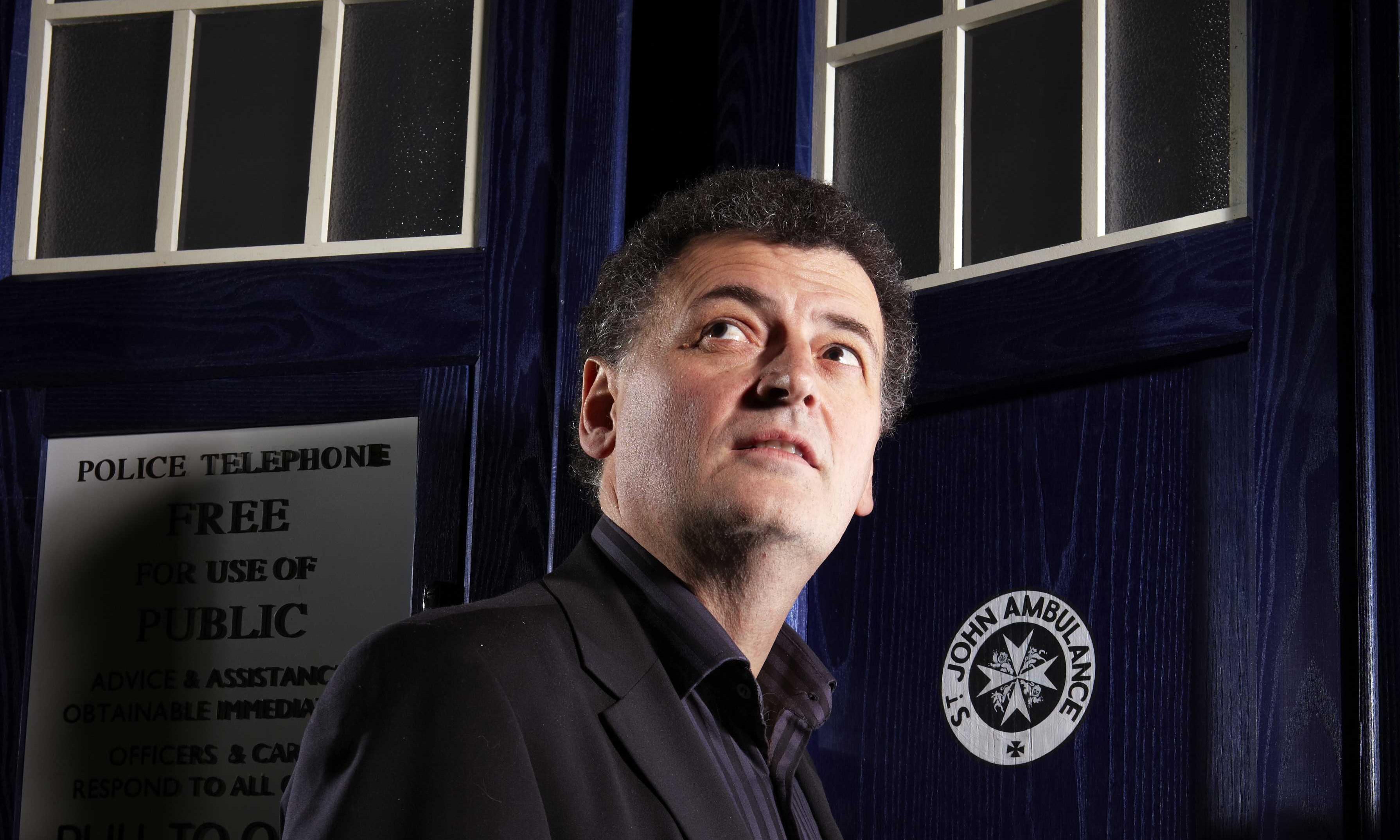 Doctor Who Steven Moffat