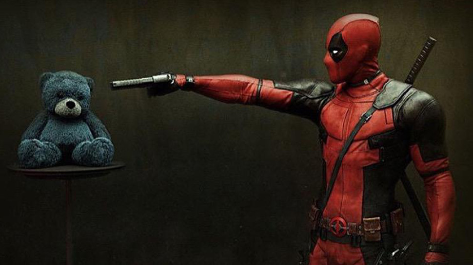 Deadpool Promo Pic