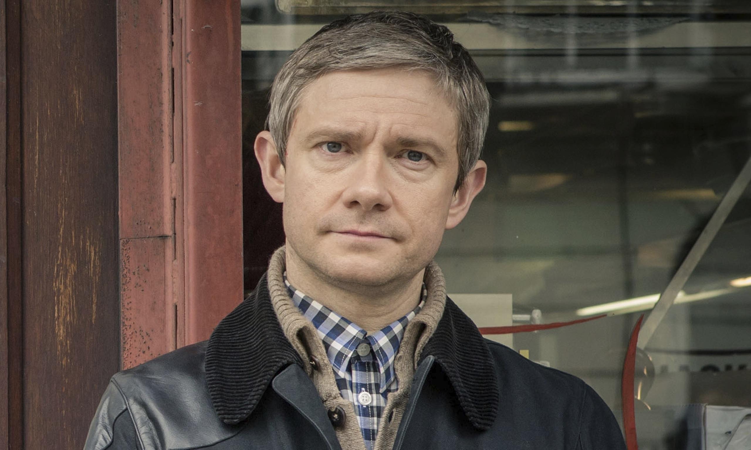 Sherlock: Martin Freeman as Watson