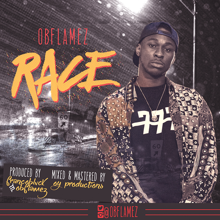 OB Flamez Race Artwork