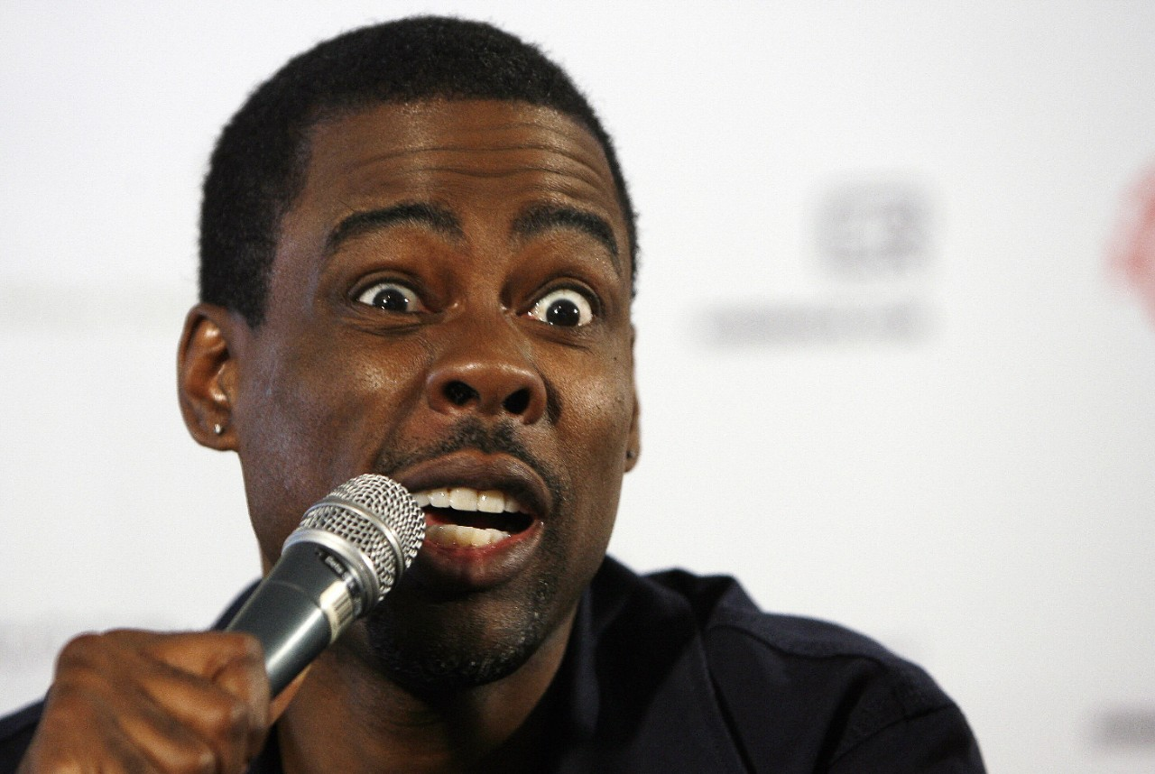 chris rock again