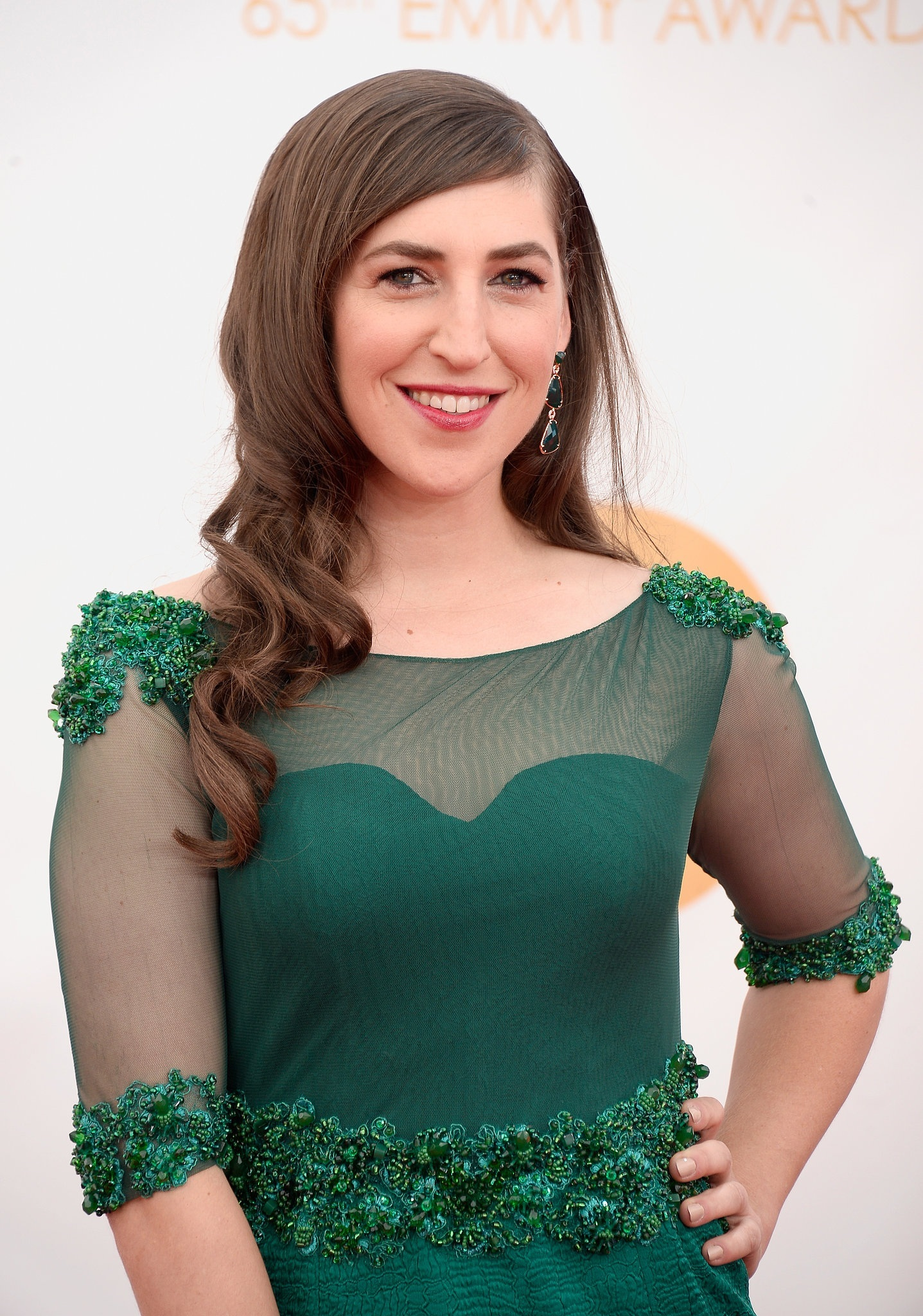 emerald-mayim-bialik-color-night-she-chose-1449275598