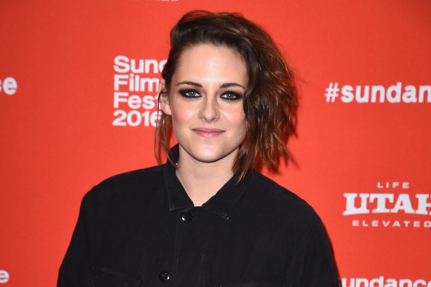 "PARK CITY, UT - JANUARY 24: Kristen Stewart attends the ""Certain Women"" Premiere during the 2016 Sundance Film Festival at Eccles Center Theatre on January 24, 2016 in Park City, Utah. (Photo by Nicholas Hunt/Getty Images for Sundance Film Festival)"