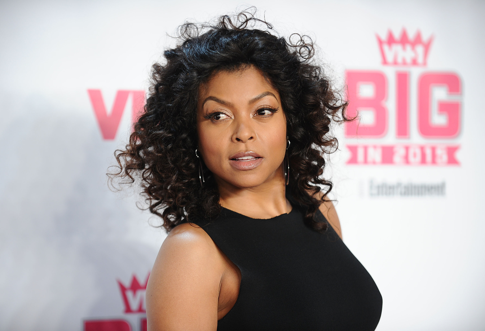 WEST HOLLYWOOD, CA - NOVEMBER 15: Actress Taraji P. Henson attends the VH1 Big In 2015 with Entertainment Weekly Awards at Pacific Design Center on November 15, 2015 in West Hollywood, California. (Photo by Jason LaVeris/FilmMagic)
