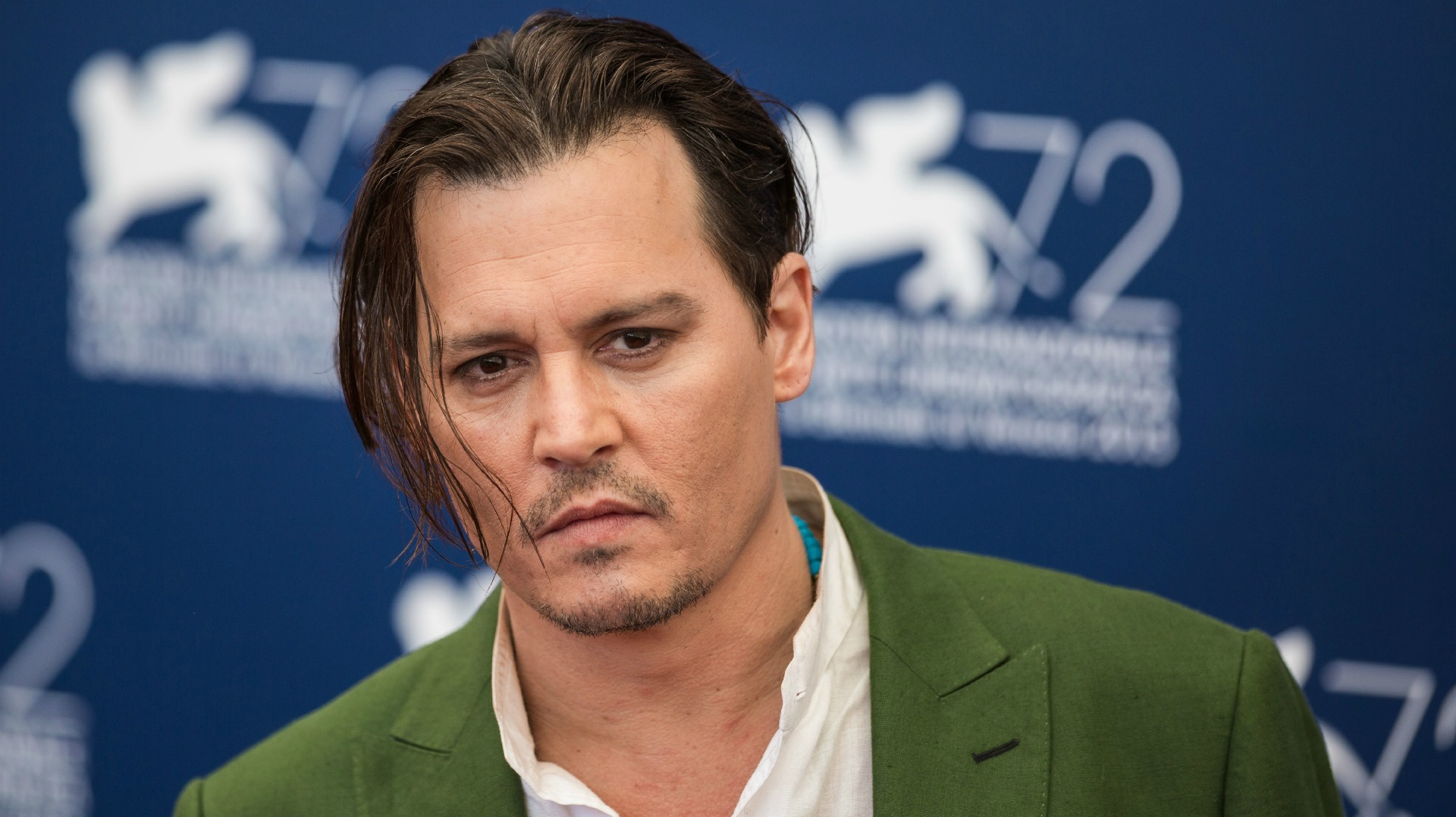 72nd Venice Film Festival - 'Black Mass' - Photocall Featuring: Johnny Depp Where: Venice, Italy When: 04 Sep 2015 Credit: WENN.com **Not available for publication in France, Netherlands, Belgium, Spain, Italy**