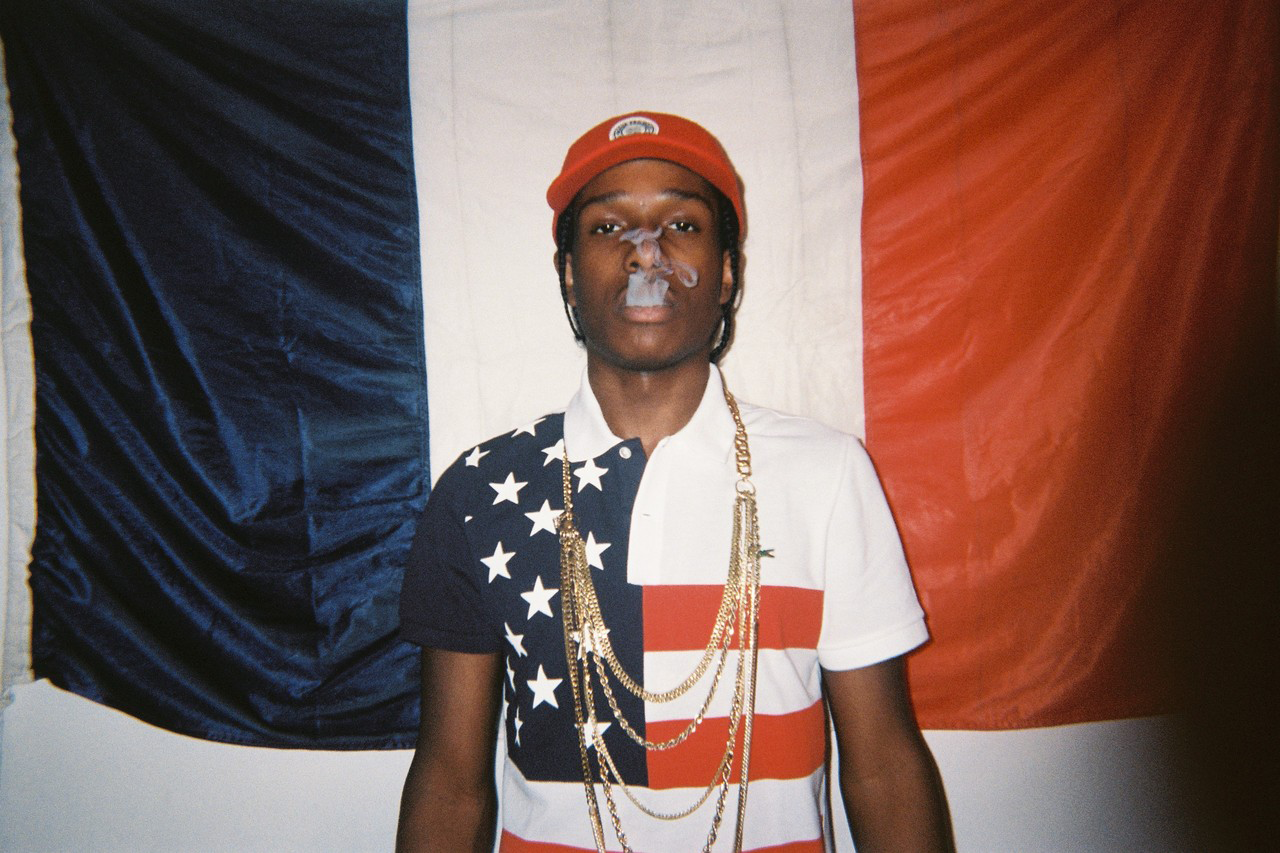 A$AP Rocky 07.02.2016ANDREW