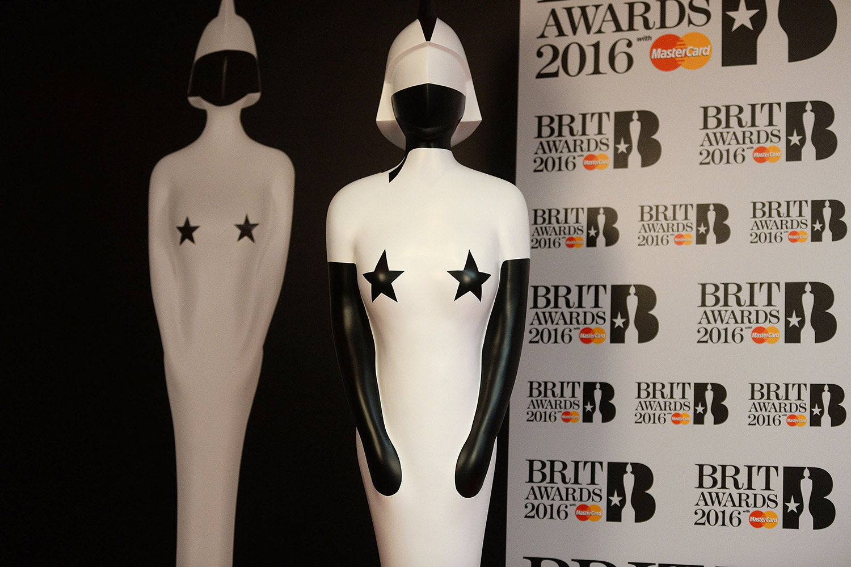 Brit Awards 25.02.2016ANDREW