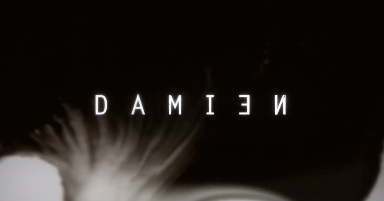 Damien-TV-series-logo