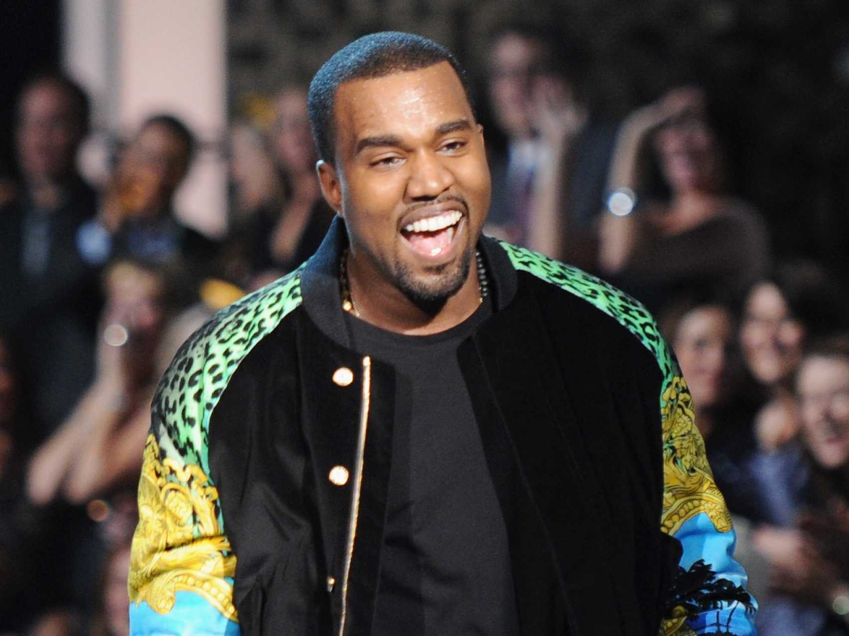 Kanye West 12.02.2016ANDREW
