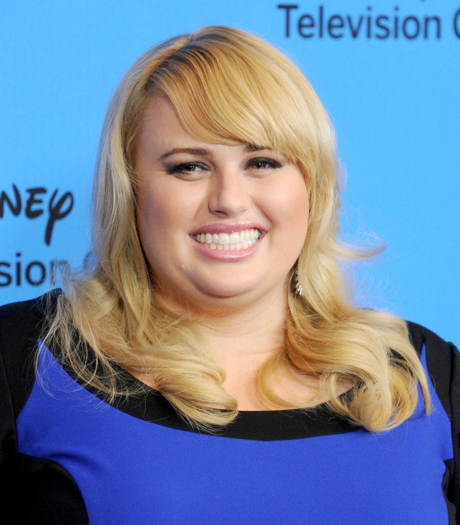 BEVERLY HILLS, CA - AUGUST 04: Actress Rebel Wilson arrives at the 2013 Disney/ABC Television Critics Association's summer press tour party at The Beverly Hilton Hotel on August 4, 2013 in Beverly Hills, California. (Photo by Gregg DeGuire/WireImage)