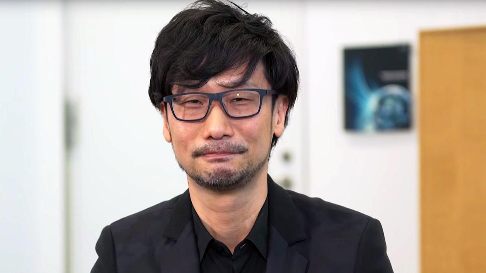 Kojima after his separation from Konami