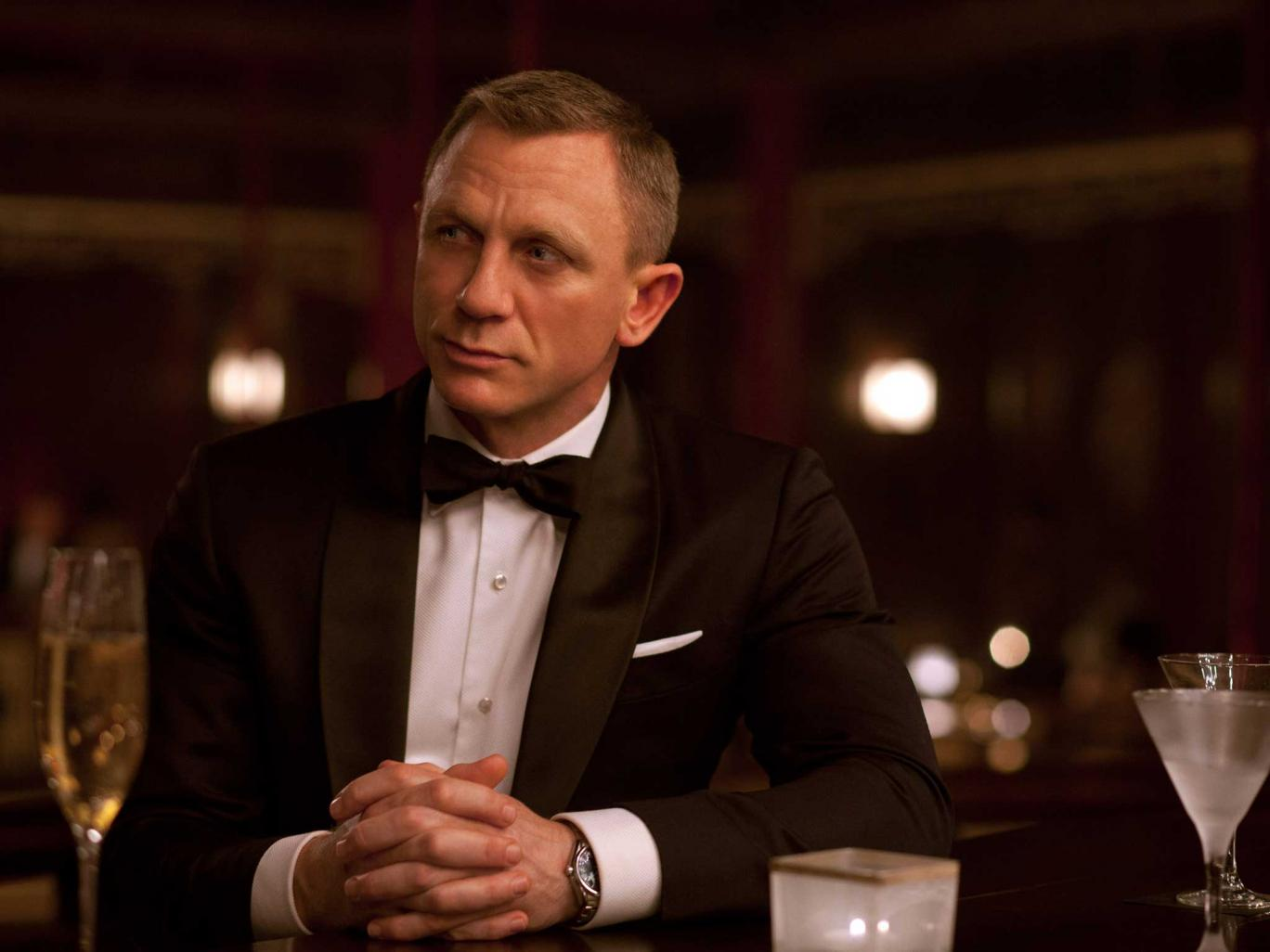 Craig as James Bond