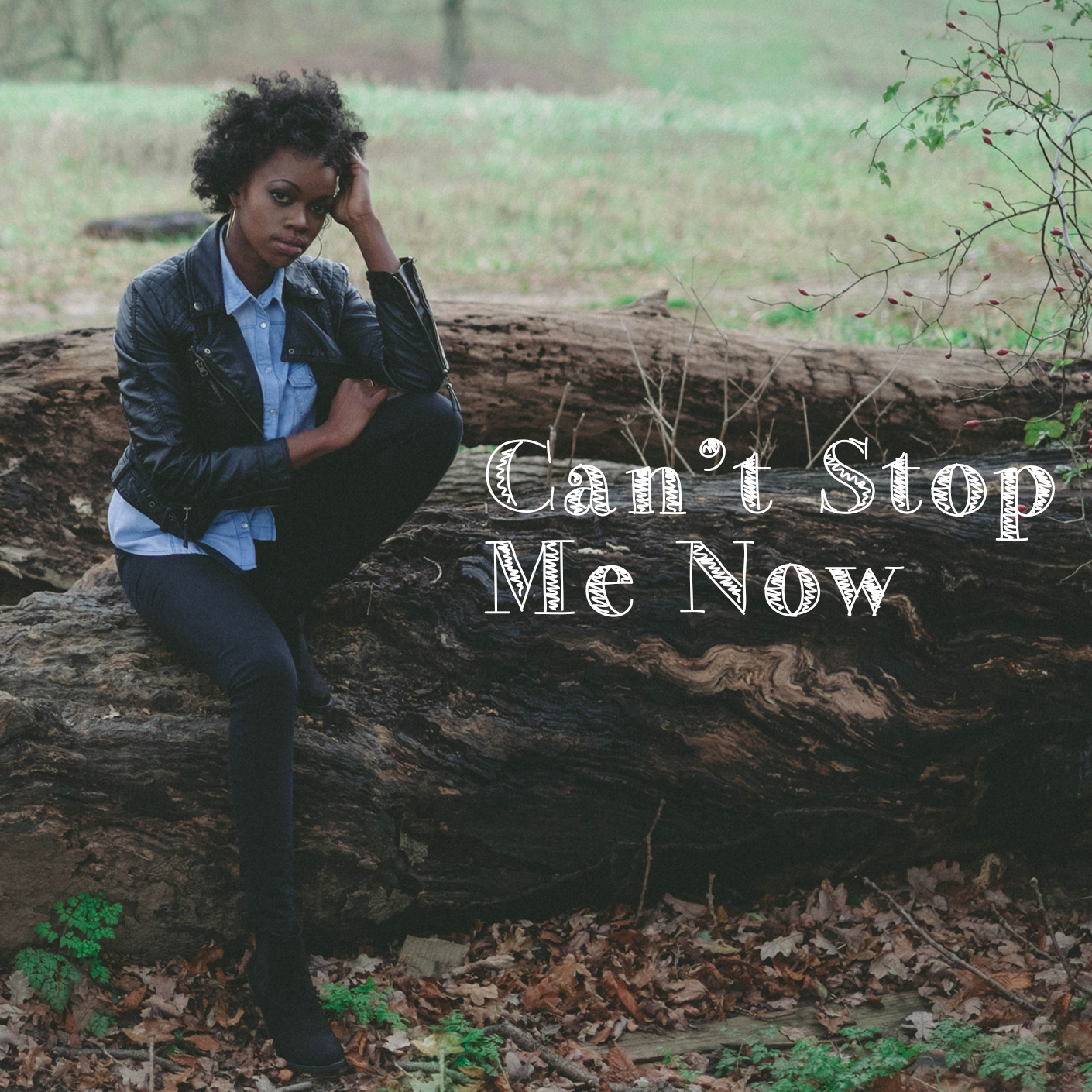 Can't stop me now single artwork