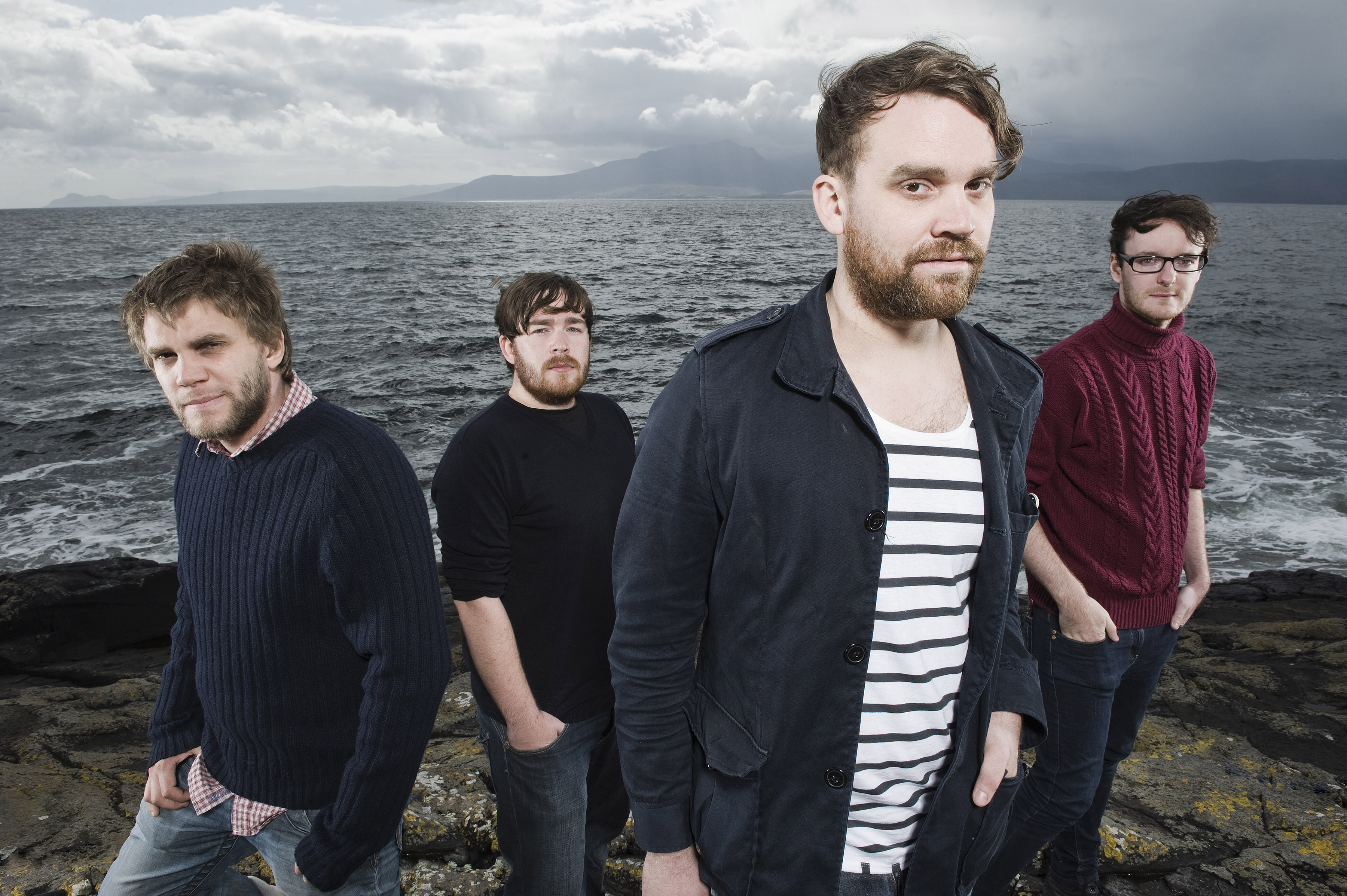 Frightened Rabbit 03.03.2016ANDREW