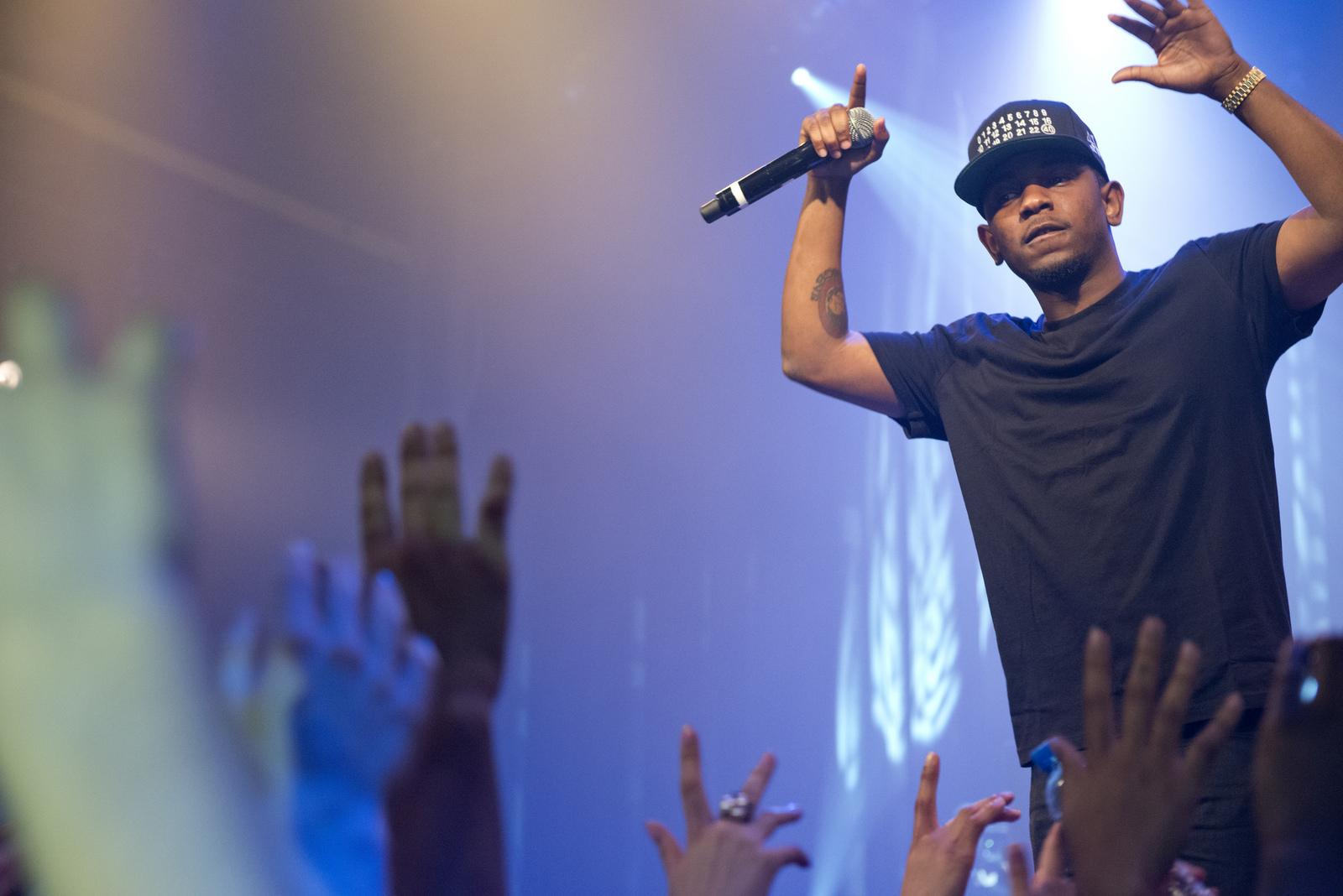 Kendrick Lamar 10.03.2016ANDREW
