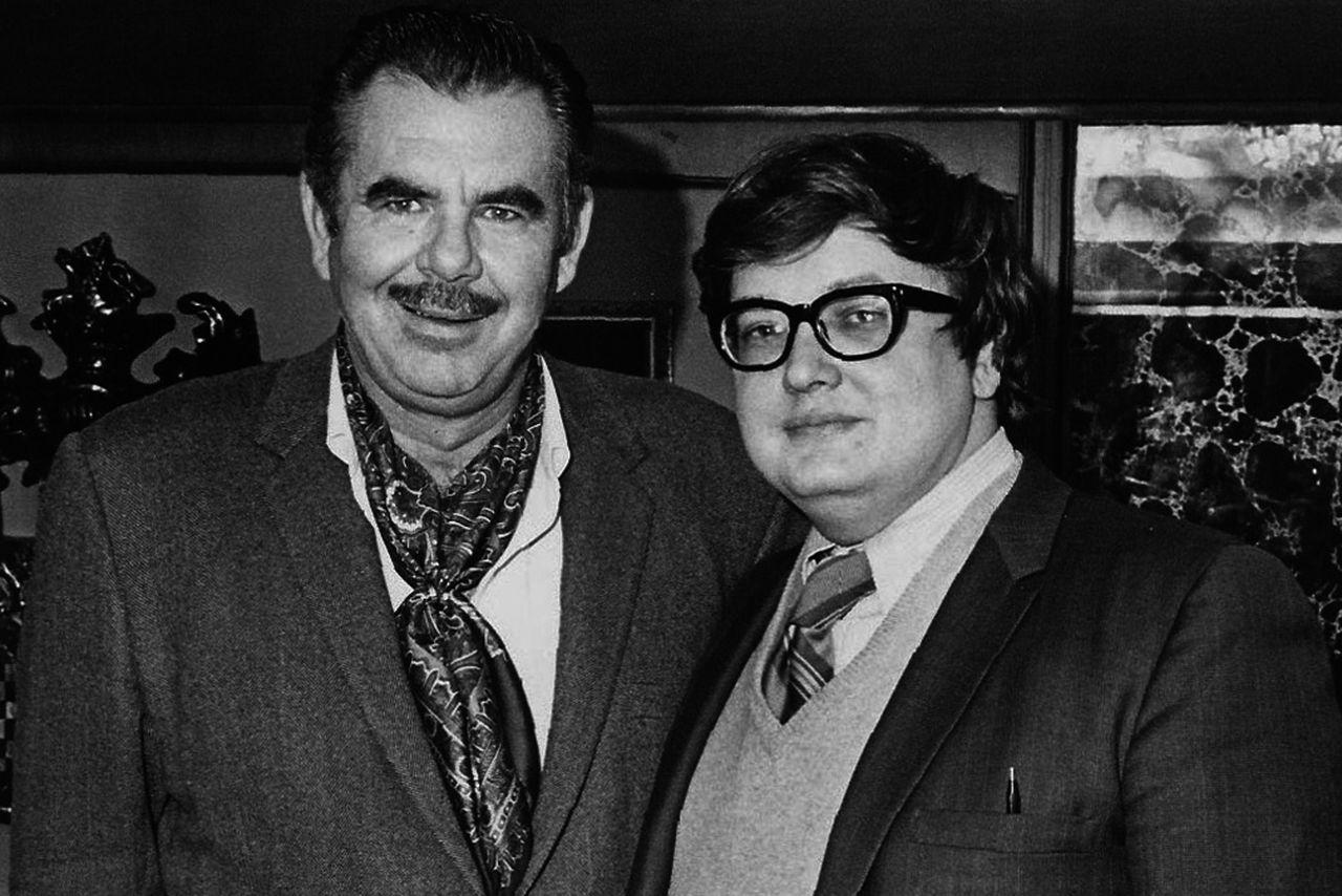 Russ Meyer Roger Ebert