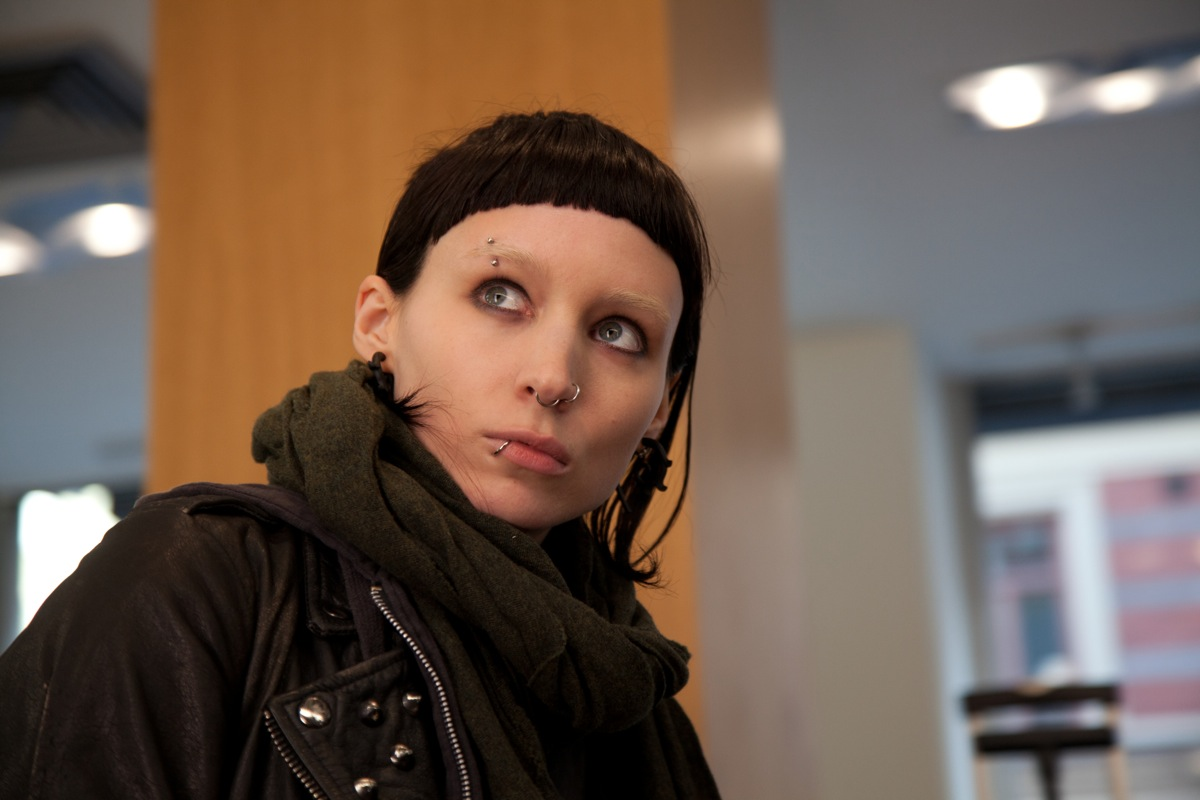"""Rooney Mara stars in Columbia Pictures' """"THE GIRL WITH THE DRAGON TATTOO,"""" also starring Daniel Craig."""